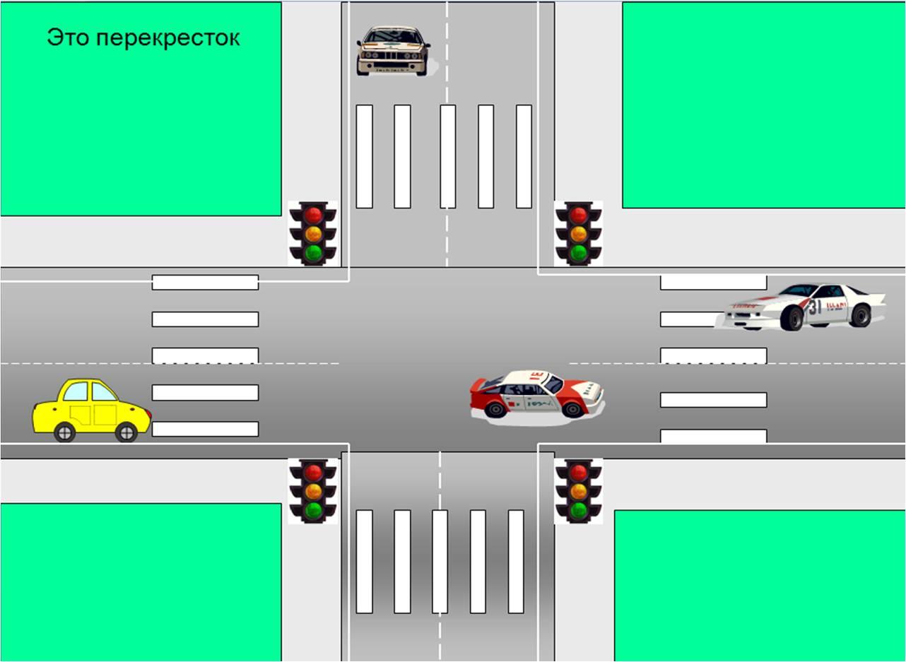 Описание: Картинка 3. Правила дорожного движения для детей. жохов в
