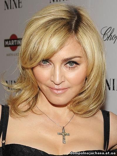 пазл Мадонна