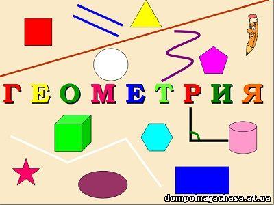 презентация геометрия