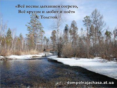 презентация Клычков весна